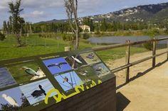 Parc dels estanys a Platja d'Aro. #sortirambnens