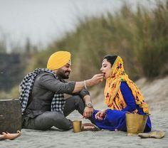 Pre Wedding Poses, Pre Wedding Shoot Ideas, Wedding Couple Poses Photography, Pre Wedding Photoshoot, Photography Outfits, Punjabi Wedding Couple, Punjabi Couple, Wedding Couples, Movie Couples