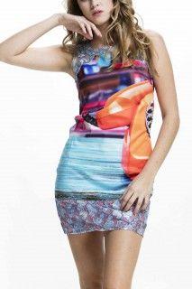 Culito from Spain Mini, Dresses, Fashion, Orange, Vestidos, Moda, Fashion Styles, Dress, Fashion Illustrations