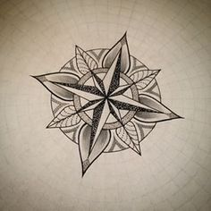 lotus compass tattoo - Buscar con Google