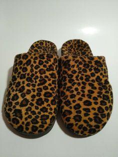 c768f1fa820a Vionic Gemma Woman's Size 6 Leopard Print Mules Slides Slippers Orthotic  Shoes #Vionic #SlipperShoes