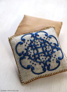 YUMIKO HIGUCHI  刺繍作家 / Embroidery artist