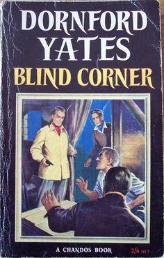 Blind Corner by Dornford Yates