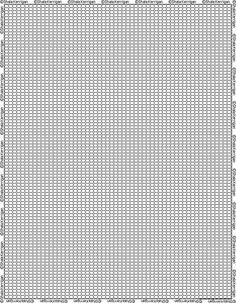 Voici une jolie petite grille vierge pour réaliser vos idées de tissage miyuki. Je vous invite à aller sur notre pinterest, dans notre tout nouveau dossier MIYUKI pour vous donner des idées ! &nbsp...: