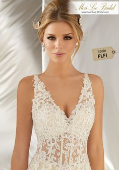 Mori Lee Wedding Dress. Find Mori Lee and More at Aria Bridal in San Diego, CA. AriaBridal.com (760) 839-2742