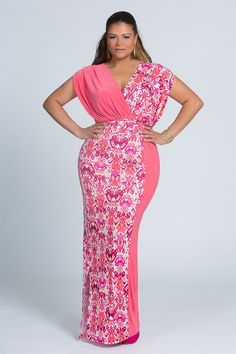 Plus Size Fashion 2013 From Qristyl Frazier Designs (18)