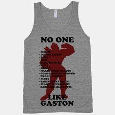 No One Like Gaston