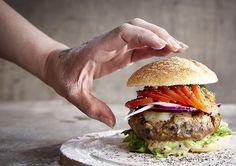 Pour un livret de recettes COUCKE Burger Hamburger Plus d'images sur: www.tempsdepose-photo.fr