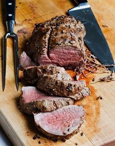 Balsamic Roasted Beef