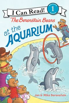 The Berenstain Bears at the Aquarium  by Jan Berenstain and Mike Berenstain