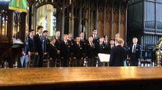 Cambridge Kiwanis Choir From Canada At Newark Parish Church Of St Mary M...