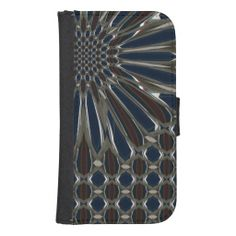 Blue Quartz ~ Phone wallet