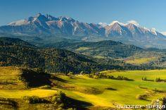 high tatras by Jozef Šifra, via High Tatras, Mountains, Nature, Summer, Travel, Naturaleza, Summer Time, Viajes, Destinations