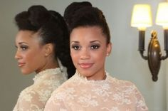 The Natural Hair Wedding Blog