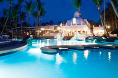 The Hotel Riu Bambu is your hotel in family Punta Cana. Book on RIU Hotels & Resorts' official website. Caribbean All Inclusive, Caribbean Honeymoon, Best All Inclusive Resorts, Caribbean Resort, Caribbean Vacations, Vacation Resorts, Dream Vacations, Riu Palace Punta Cana, Punta Cana Hotels