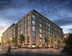 NOTTINGHAMS FIRST MAJOR BUILD-TO-RENT SCHEME PROVES TO BE CATALYST FOR CITYS SOUTHSIDE