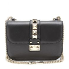 "Valentino ""ROCK STAR"" Studded Flap Bag"