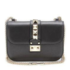 "Valentino ""ROCK STAR"" Studded Flap Bag"