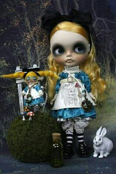 Blythe dark Alice.  Love this like crazy!