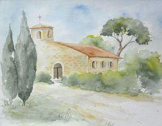 Kapelle in der Provence