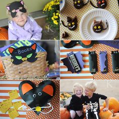 halloween themed preschool activities // katherine marie photography