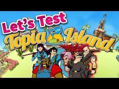 Topia Island - Browsergame ► http://www.mygamedeals.de/de/topia-island.html