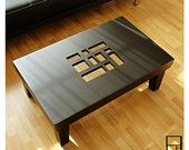 Modern furniture by MSTRF on etsy....I want them all