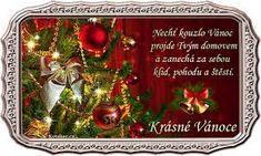 Výsledek obrázku pro vánoční přání Christmas Images, Christmas And New Year, Christmas Crafts, Christmas Bulbs, Merry Christmas, Christmas Gingerbread House, Diy And Crafts, Holiday Decor, Food