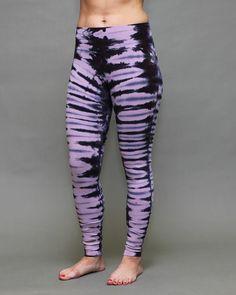 New Zebra tie-dye from Blue Lotus Yogawear! www.bluelotusyogawear.com