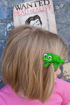 Pascal Hair Clip from Cutey Clips @ www.facebook.com/cuteyclips