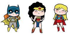 Joel Carroll Draws Super Cute Super Heroes [Art] - ComicsAlliance | Comic book culture, news, humor, commentary, and reviews
