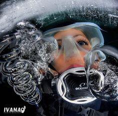 #eistauchen Austria, The Good Place, Amazing, Diving School, Diving