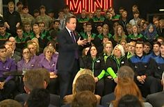 Immigration Will Fall If British Students Achieve More, Says David Cameron