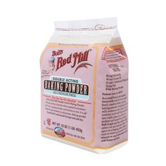 Bob`s Red Mill 16 Oz Baking Powder Gluten FreeBaking Powder Contains Sodium Phosphate, Bicarbonate Of Soda, Cornstarch, And Calcium Phosphate-Contains No Alu Gluten Free Baking, Healthy Baking, Paleo Recipes, Low Carb Recipes, Paleo Food, Bobs Red Mill, Cooking Ingredients, Baking Supplies, Organic Recipes