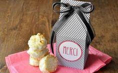 DIY Paris Themed Bridal Shower Favor