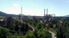 Silverwood Theme Park in Athol, ID