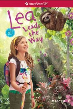 Lea Clark is all set for an animal-discovery adventure! She's never been to a rainforest before, and her mind is filled with exciting thoughts about the animals she'll get to see and the pictures she'll get to take deep in the jungle. During a hike with her brother through the Amazon rainforest, they discover a baby sloth that is badly injured. Lea quickly decides she must do all she can to help the little sloth survive. But as she learns more, she wonders? Is that the right thing to do?