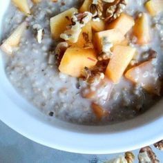 I entered a contest, guys. The Bob's Red MillSpar for the Spurtle 2 contest. Each entrant must use Bob's Red Mill steel cut oats in an either sweet or savory recipe that is prepared on the stovet…