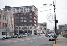 Massillon Ohio - National Register of Historic Places listings in Stark County, Ohio - Wikipedia Massillon Ohio, Stark County, My Ohio, Canton Ohio, Great Vacations, Water Tower, Old Ads, Street View, City