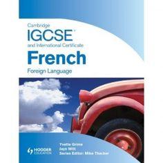 French IGCSE anyone? tips?