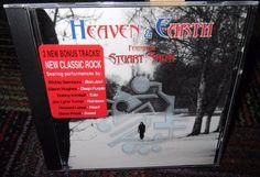 HEAVEN & EARTH: HEAVEN & EARTH SELF TITLED CD, STUART SMITH, 16 TRACKS, BLK STAR
