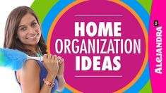 In this video I show you my favorite quick & easy organization tips for 16 spaces in your home! The best part about getting organized is how you feel AFTERWARDS: more productive, more efficient, & less stressed out :) Ready to start getting organized? Sign up for my free 3-Day Video Series. I'll show you 3 easy things you can do tonight to feel more organized tomorrow: http://www.alejandra.tv/3-day-get-organized-video-series/?utm_source=Pinterest&utm_medium=pin&utm_campaign=16tipsvid