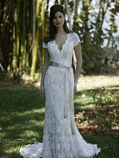 Wedding Dresses - Jacquelin Exclusive (Love. Love, Love this dress.)