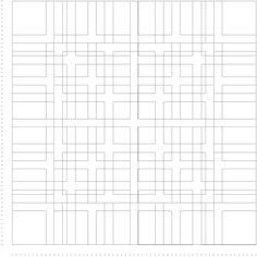 Modular Grid: Karl Gerstner
