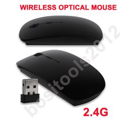 Smart USB OPTICAL WIRELESS Cordless 2.4 GHz SCROLL MOUSE FOR Computers & Laptops