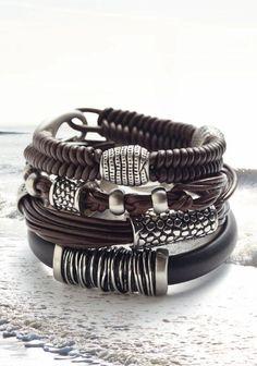 Gentlemens bracelet - buy it on fablife.de