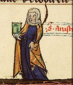 St. Anastasia III - Martyr