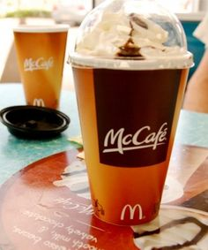 Commend McDonald's for Ditching Foam Cups