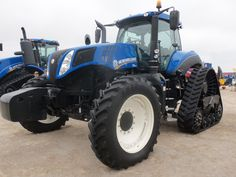 New Holland  T8410 340 hp row tractor