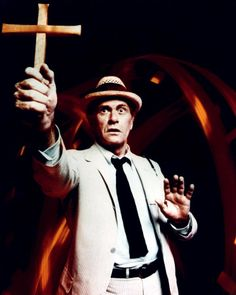 Kolchak the Night Stalker. Mom would let me stay up late and watch this with her on the Late, Late Show!